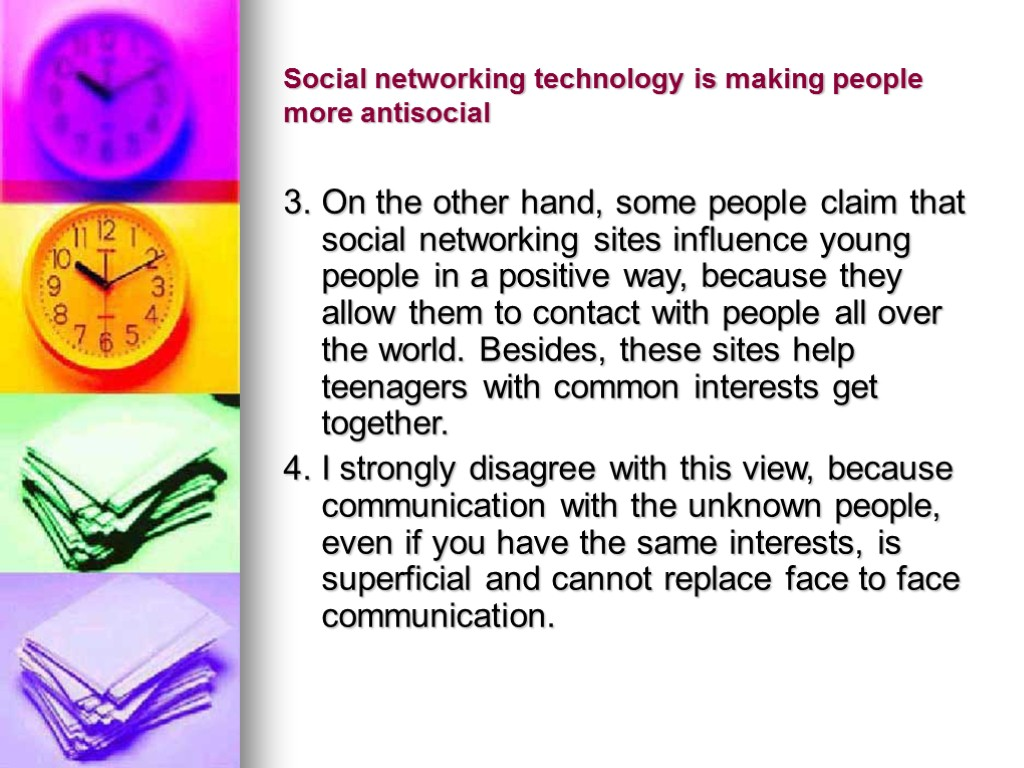 influence of social networking sites on