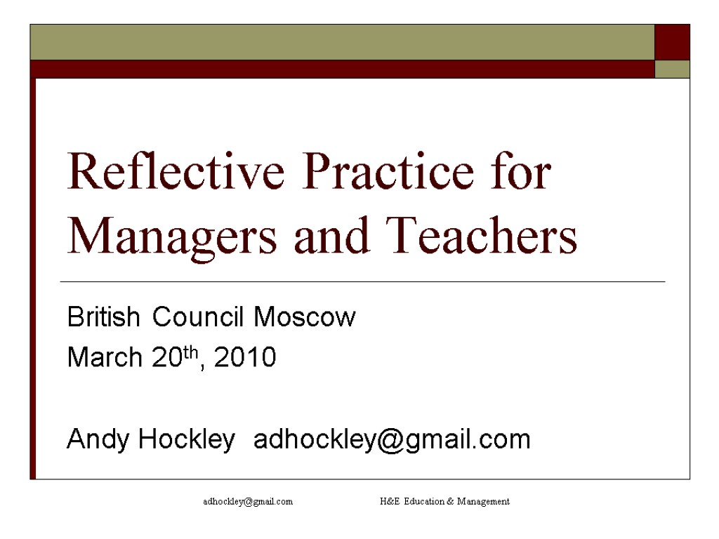 what is reflective practice Reflective practice is the capacity to reflect on action so as to engage in a process of continuous learning according to one definition it involves paying critical attention to the practical values and theories which inform everyday actions, by examining practice reflectively and reflexively.