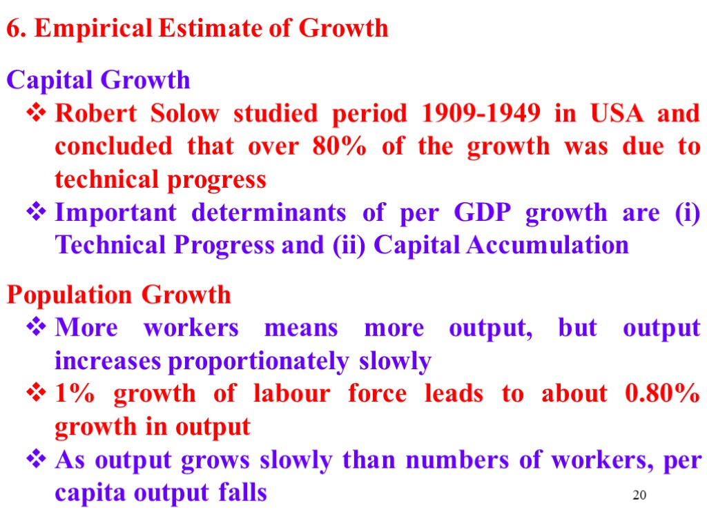 growth capital accumulation and the economics Study chapter 8: growth, capital accumulation, and the economics of ideas: cathcing up vs the cutting edge flashcards from andrew leonard's rutgers class online, or in brainscape's iphone or android app learn faster with spaced repetition.