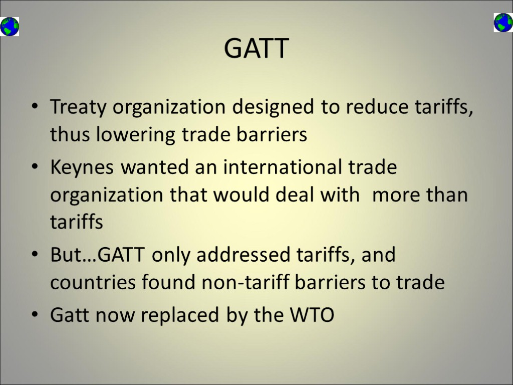 a look at tariff and non tariff barriers of international trade