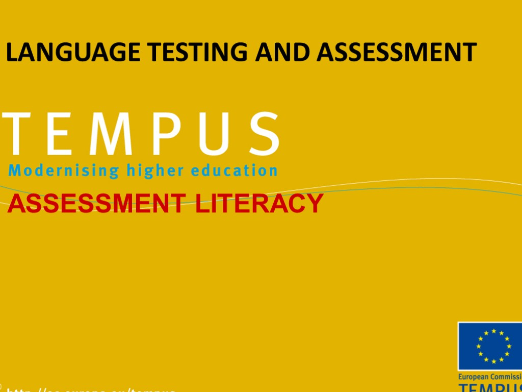 the assessment of language For english language learners raditional standardized achievement test outcomes are used for high-stakes deci- sions in assessment and accountability systems throughout the united states.
