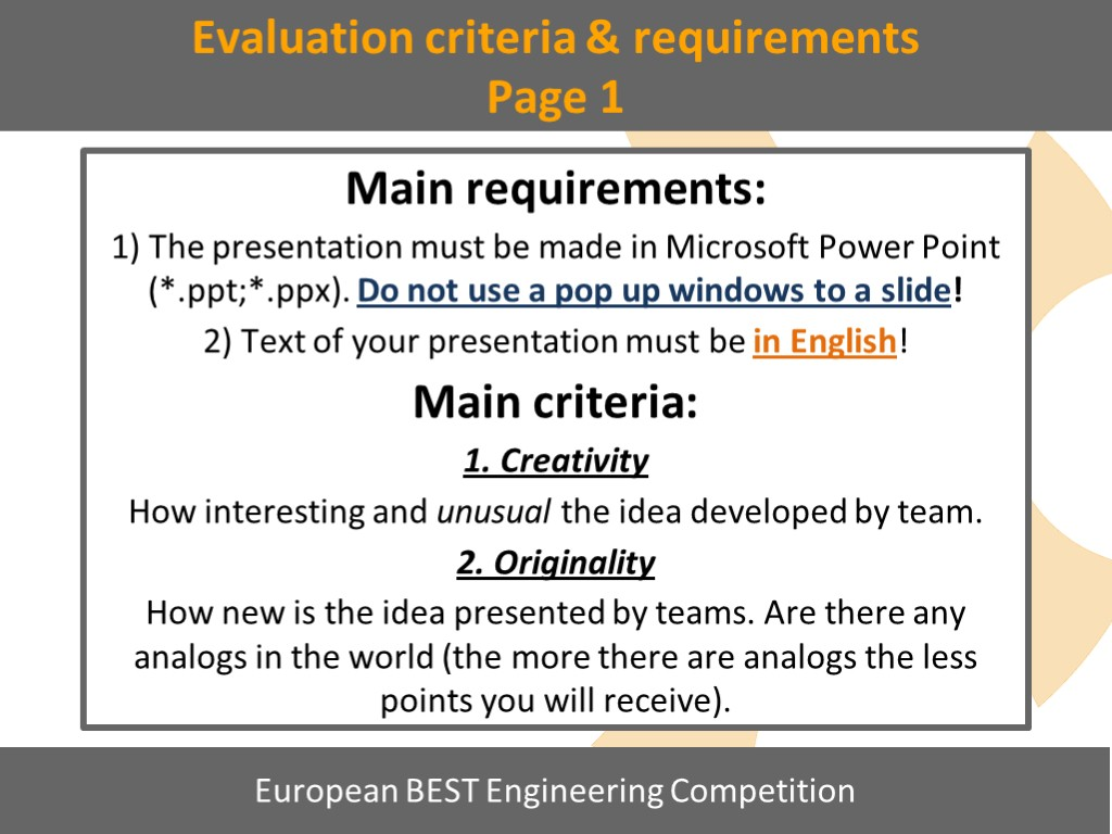 case study ms powerpoint Case study part 3 – ms powerpoint executive presentation use the project description here to complete this activity for a review of the complete rubric used in.