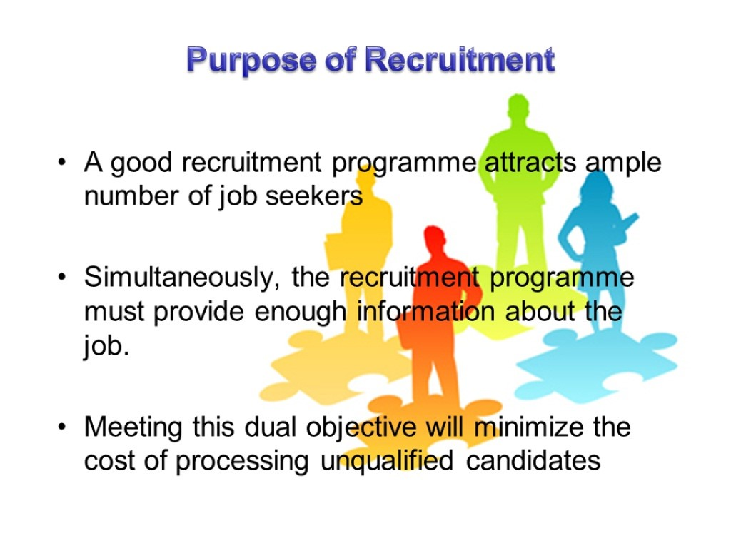 recruitment program