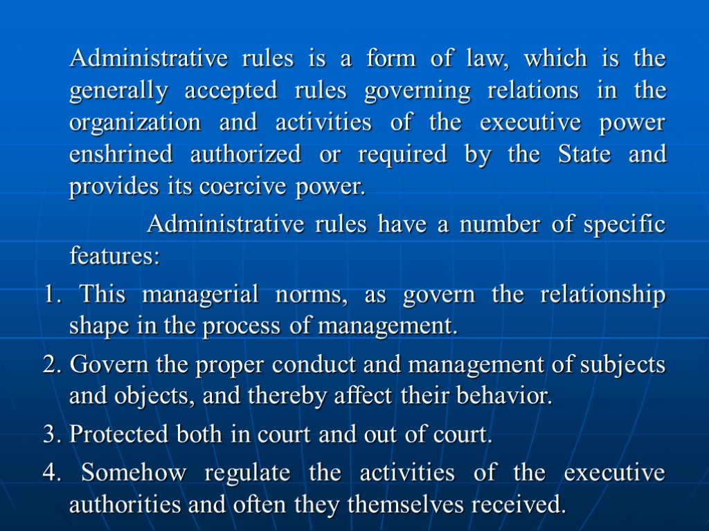 legal rules governing valid acceptance