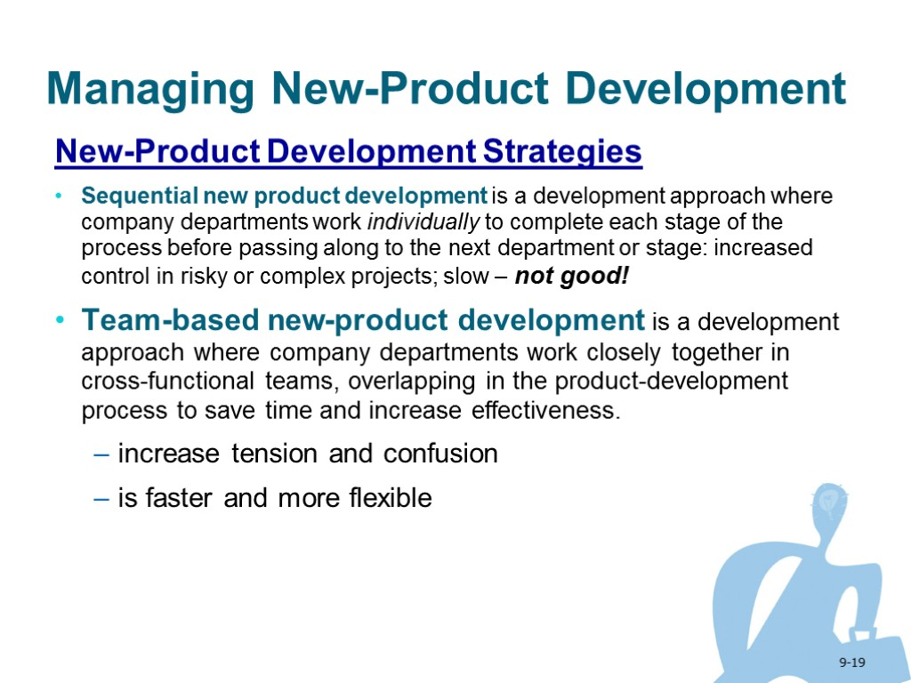 compare sequential and simultaneous product development approaches