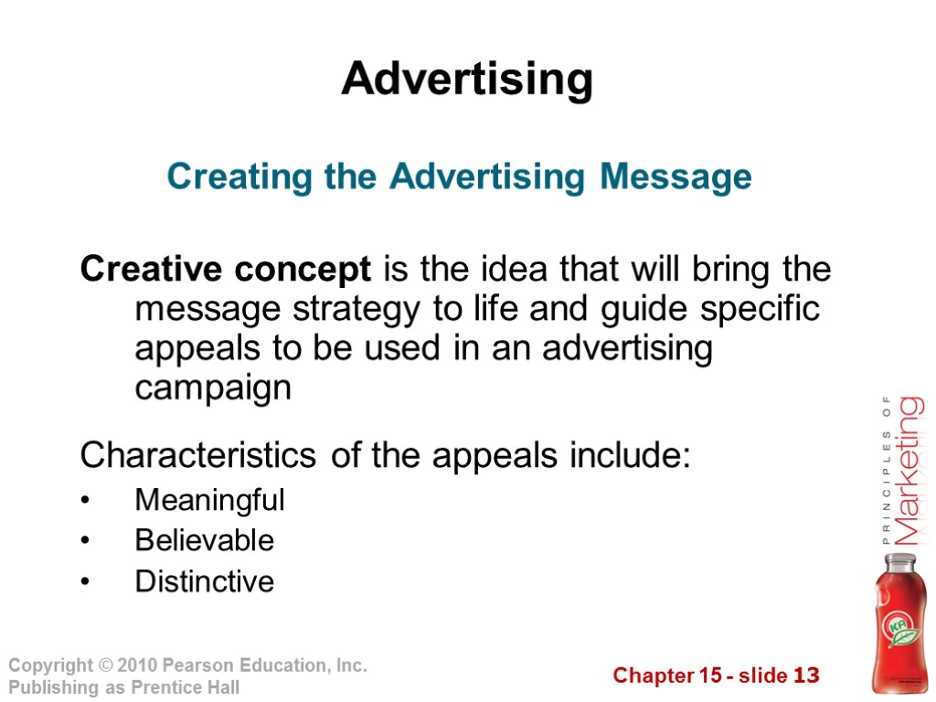 15 advertising appeals