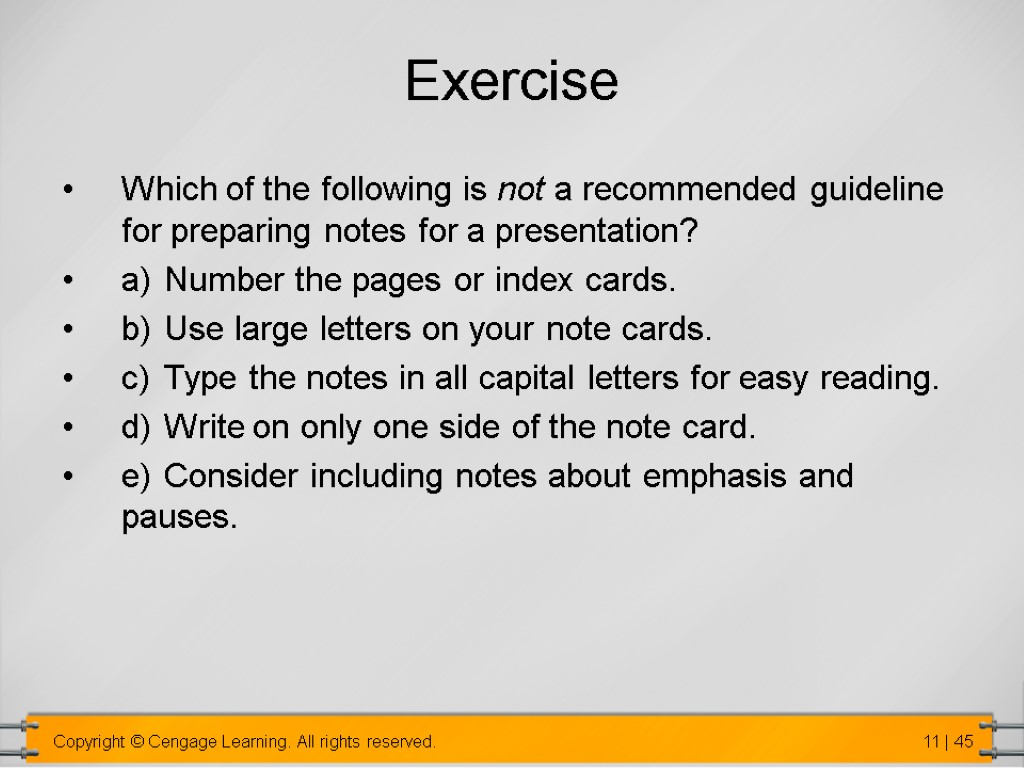 chapter 6 exercises