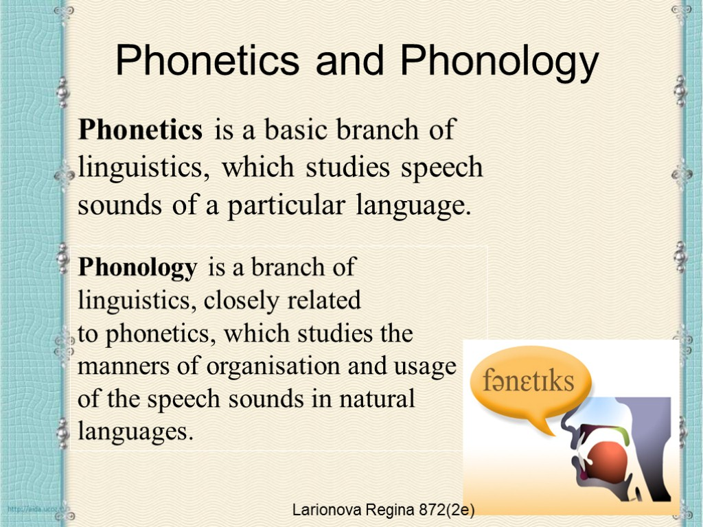 an analysis of phonetics and phonology Spectrographic analysis phonetics phonology semantics job description: - as a speech data evaluator and a native-level speaker of english, you will be part.