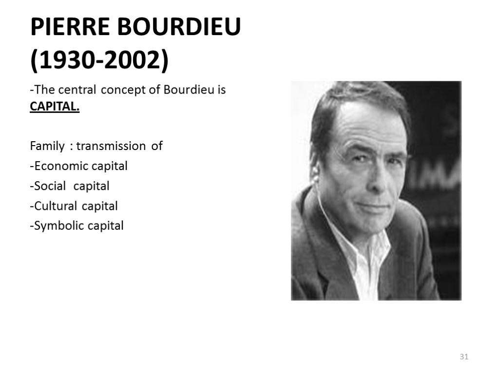 pierre bourdieu essays Essay on the capital theory by pierre bourdieu the extended concept of capital, which was largely developed by the french sociologist pierre bourdieu dates back to an entanglement of the perspectives of marx and weber.