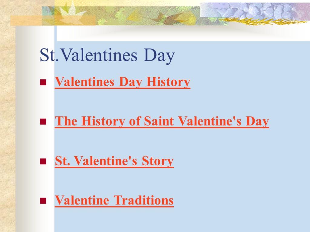 stvalentines day valentines day history the history of saint valentines day st saint valentine story