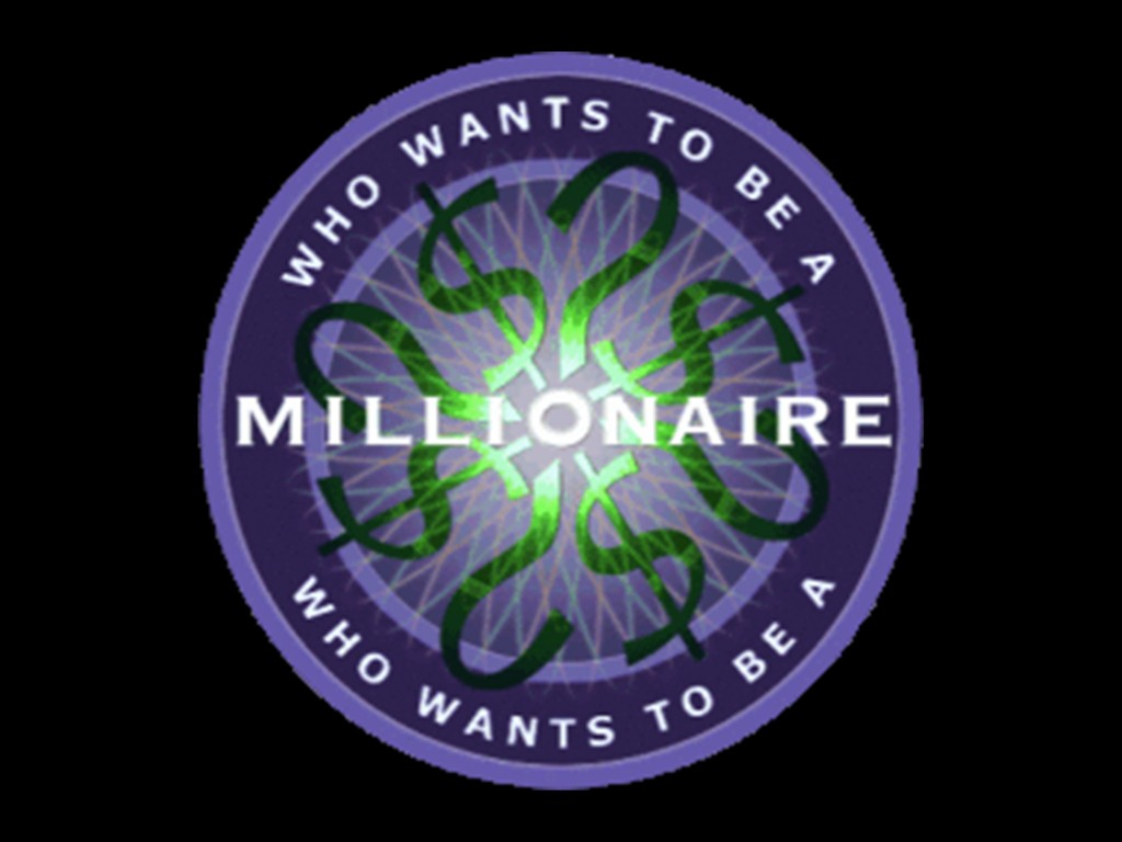 Who Wants To Be A Millionaire Powerpoint Template With Sound