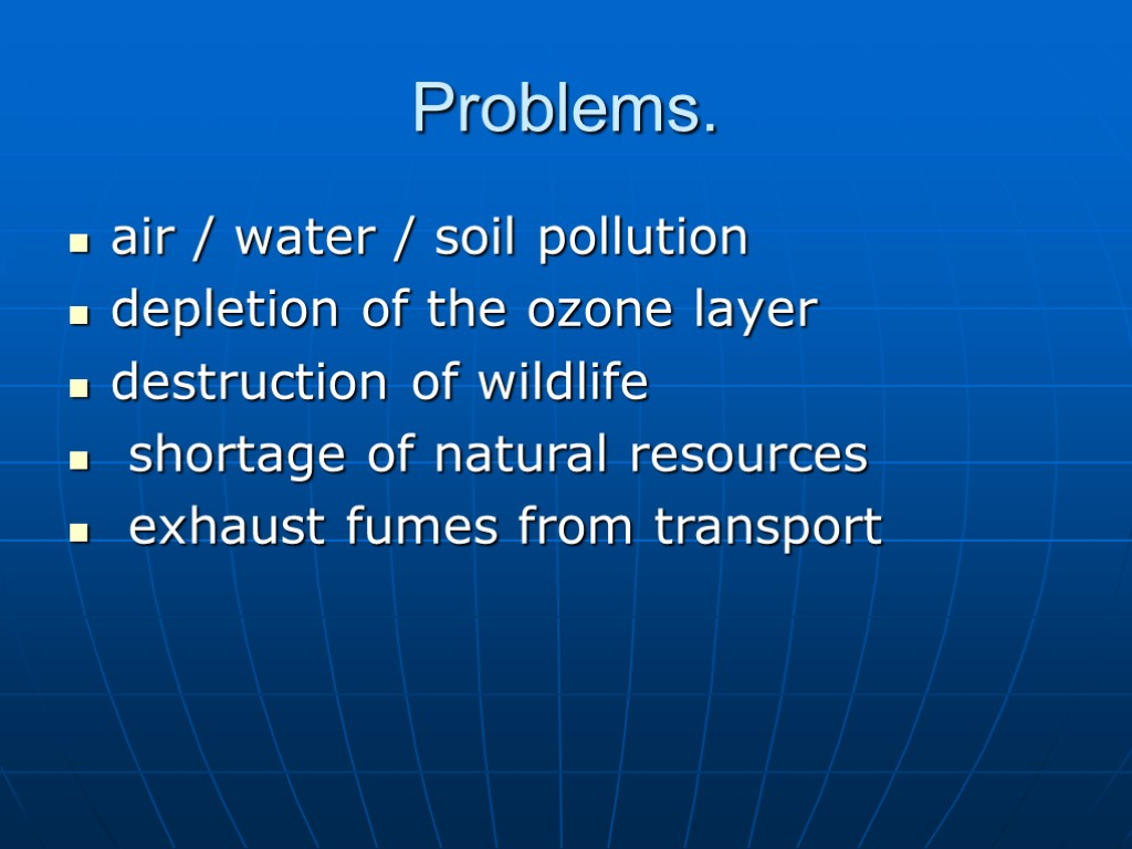 depletion of the ozone layer essay
