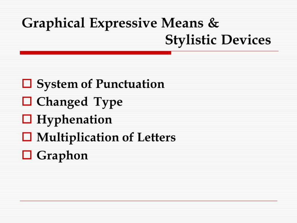 what is meant by style and stylistics essay Glossary of essay terms papers, people, etc) consulted by you during the process of essay writing bluebook style – a citation stylistics – the study of.