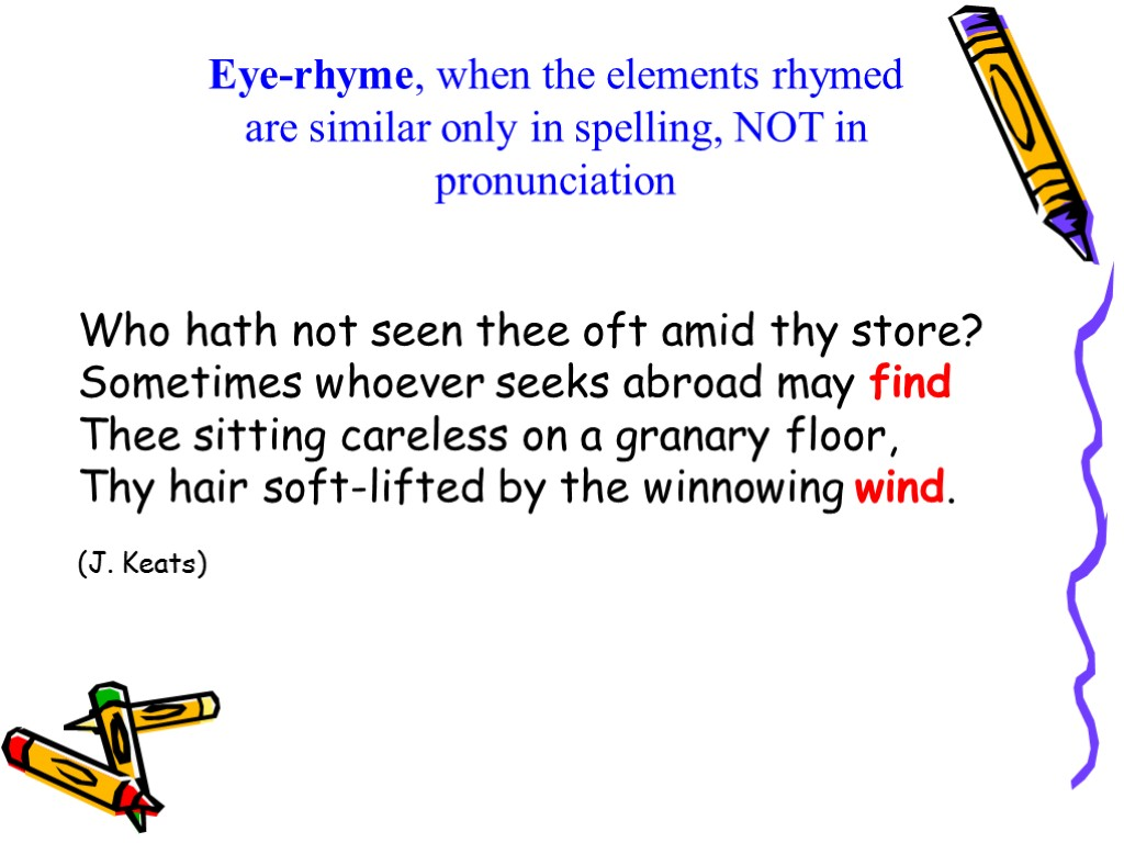 the use of form and rhythm in Rhythm is a literary device that demonstrates the long and short patterns through stressed and unstressed syllables, particularly in verse form the use of rhythm in poetry arises from the need to express some words more strongly than others they might be stressed for a longer period of time.