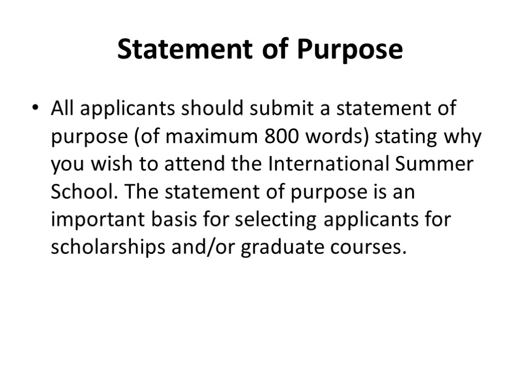 statement of pupose Essayedge provides ivy-league essay editing services for college, grad, mba and medical school personal statements, letters of recommendation, academic essays, and statements of purpose.