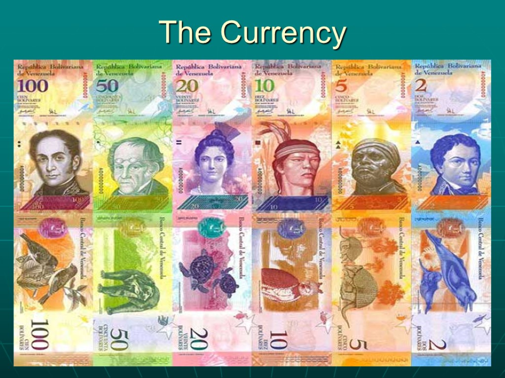 >The Currency
