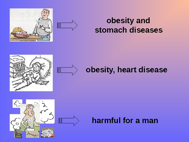 obesity and stomach diseases  harmful for a man obesity, heart disease