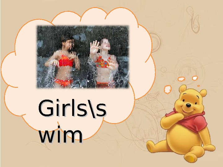 Girls\s wimwim