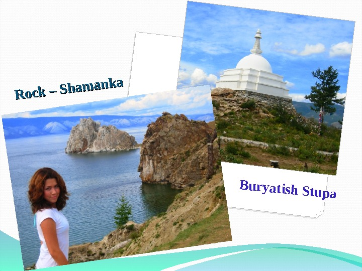 Rock – Shamanka Buryatish Stupa