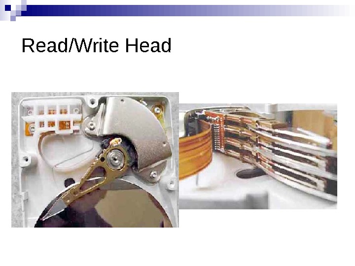 Read/Write Head
