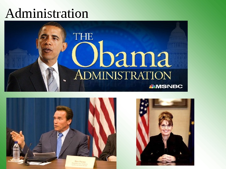 Administration