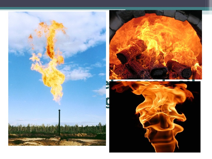 This is due toburning of fossil fuels: coal, oil andgas.