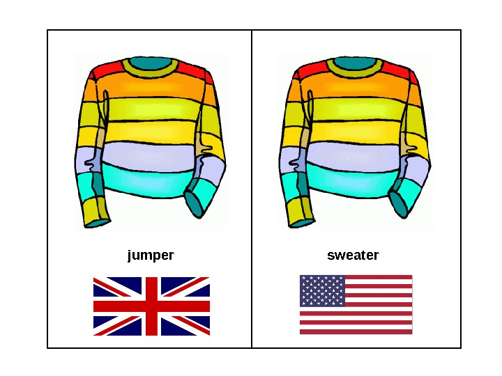 jumper sweater