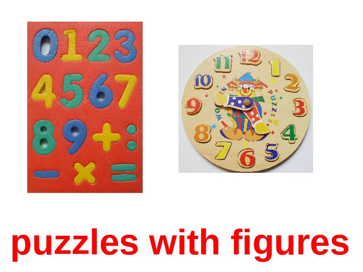 puzzles with figures