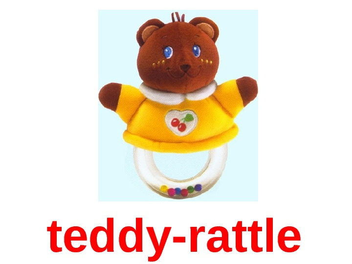teddy-rattle