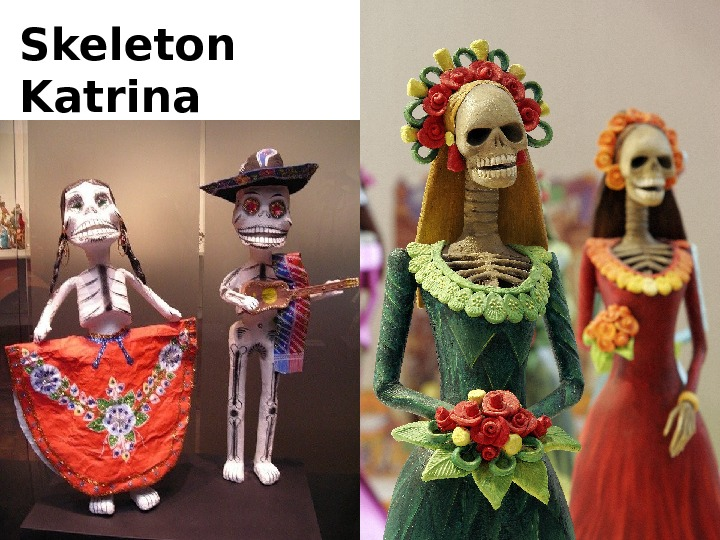 Skeleton  Katrina