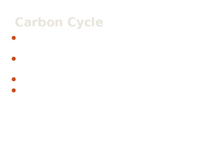 Carbon Cycle Carbon and Oxygen combine to form Carbon Dioxide.  Plants use Carbon Dioxide during