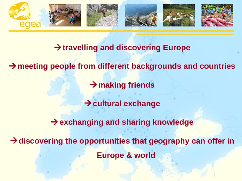 travelling and discovering Europe meeting people from different backgrounds and countries making friends cultural exchange