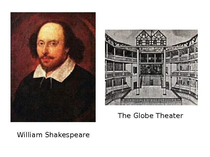William Shakespeare The Globe Theater