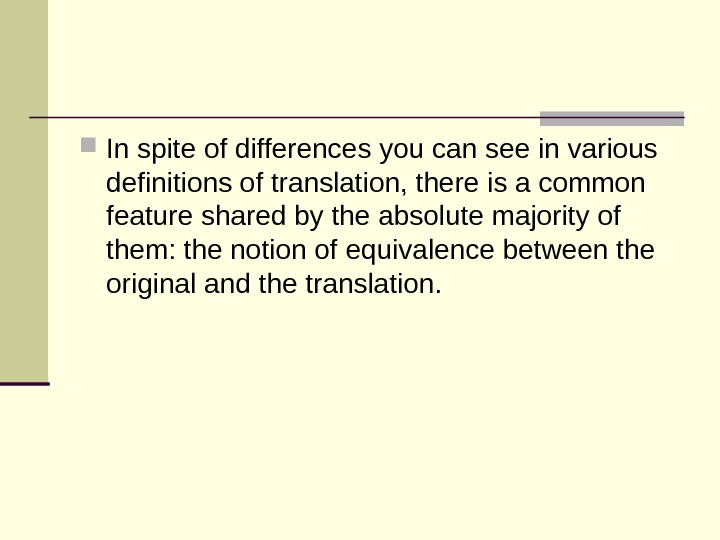 In spite of differences you can see in various definitions of