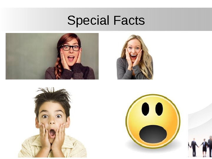 Special Facts