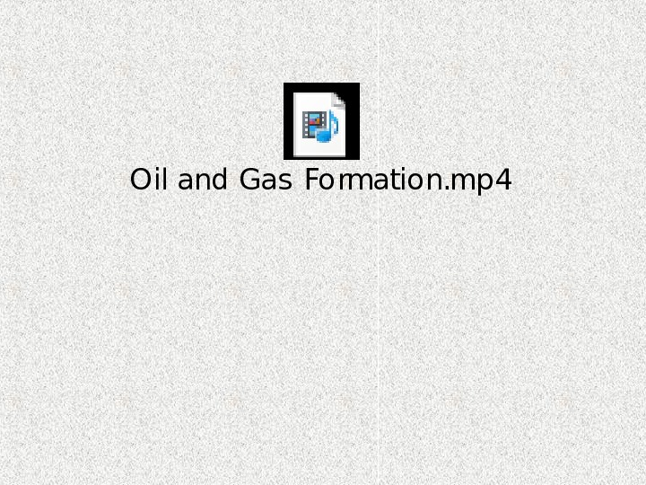 Oil and Gas Fo rmatio n. mp 4
