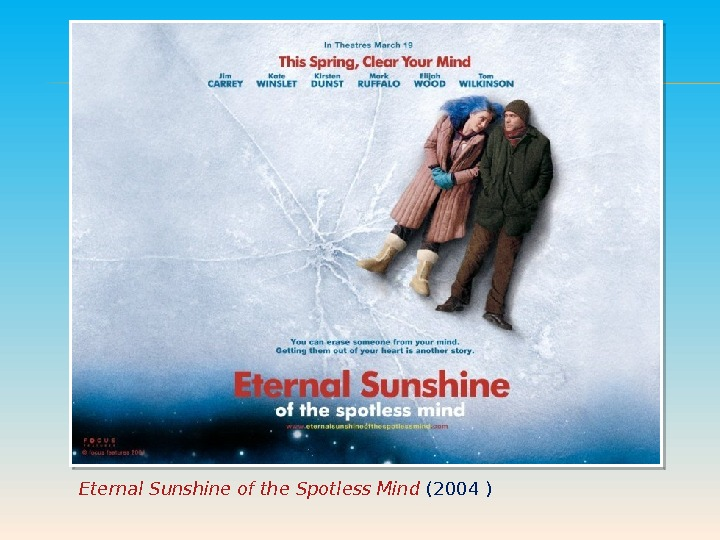 Eternal Sunshine of the Spotless Mind (2004 )