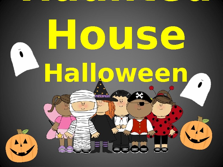 Haunted House Halloween Game