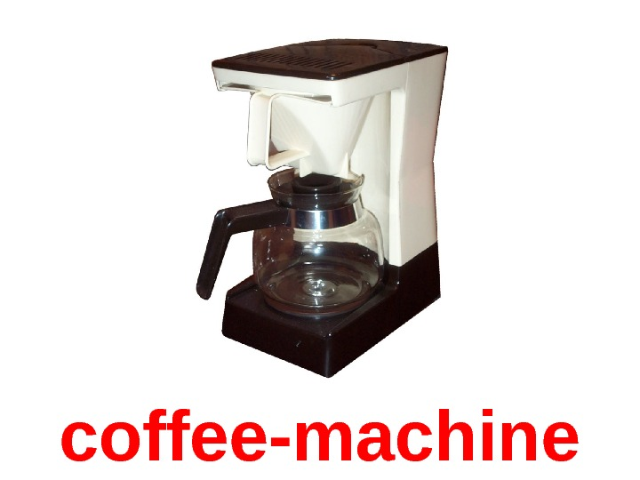 coffee-machine