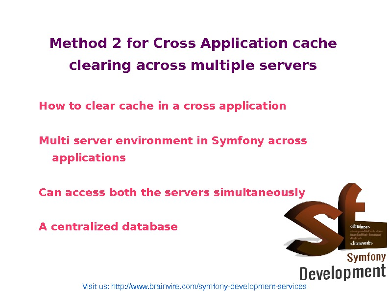 Method 2 for Cross Application cache clearing across multiple servers How to clear cache
