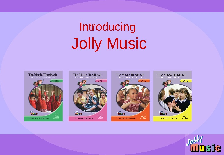Introducing Jolly Music