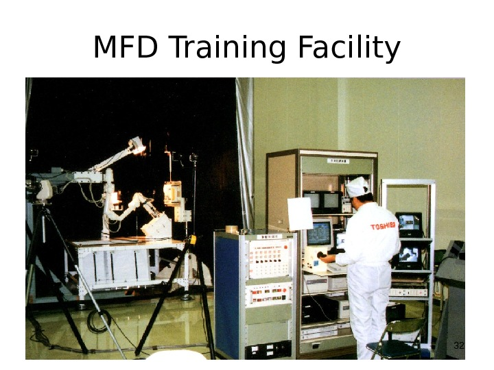 MFD Training Facility 32