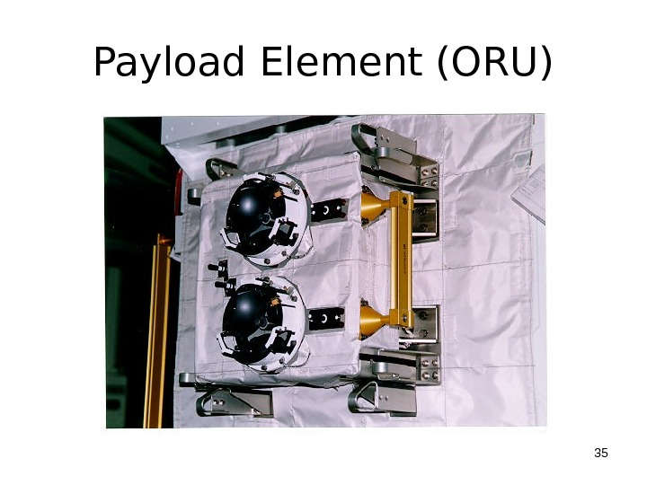 Payload Element (ORU) 35