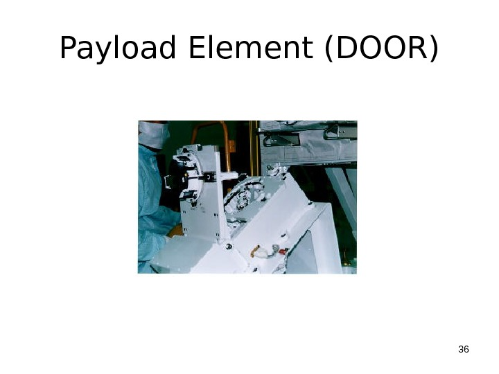Payload Element (DOOR) 36