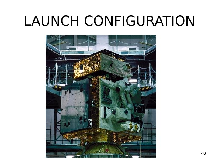 LAUNCH CONFIGURATION 48