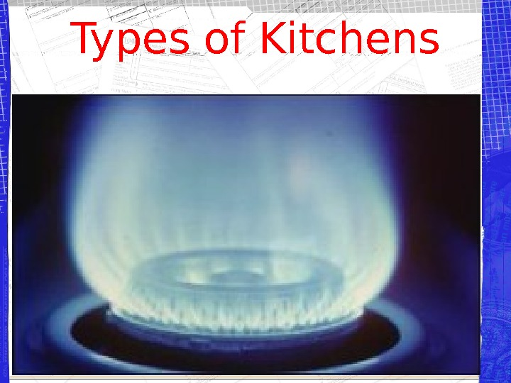 Types of Kitchens