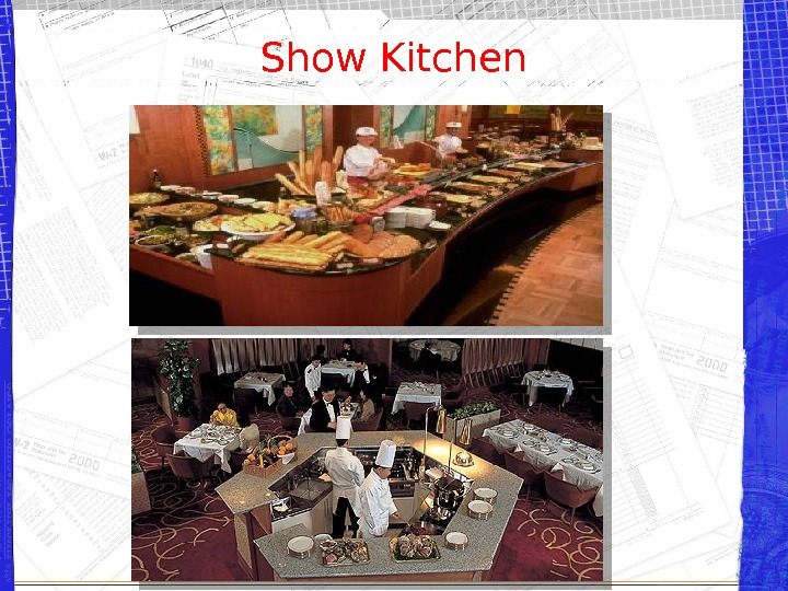 Show Kitchen