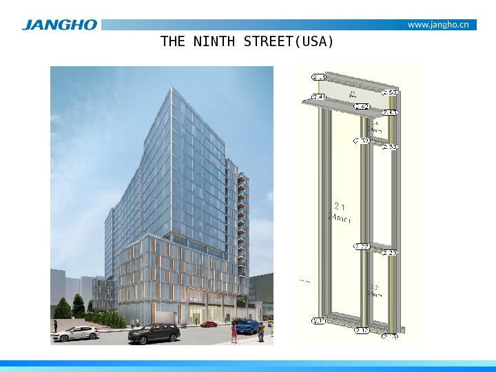 www. jangho. cn THE NINTH STREET(USA)