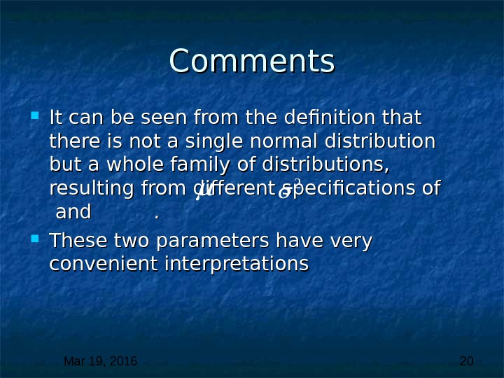 Mar 19, 2016  20 Comments It can be seen from the definition that there is