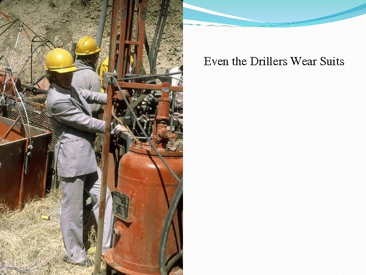 Eventhe. Drillers. Wear. Suits
